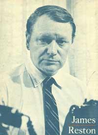 James Reston